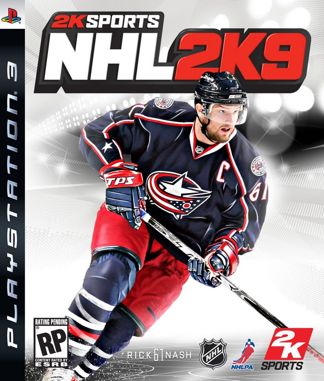 Nhl 2k9 Looks For A Cup Run Review Ps3 Console Creatures