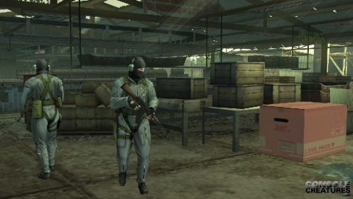 metal gear peace walker screen5