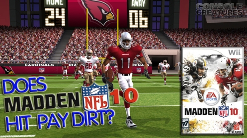 MADDEN WII REVIEW