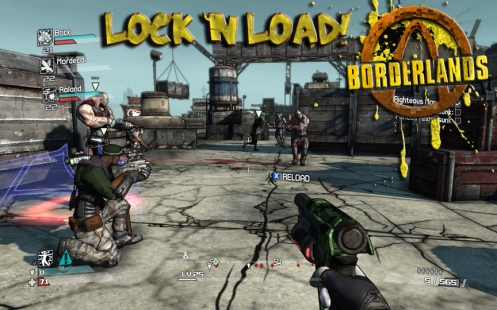 BORDERLANDS lAUNCH