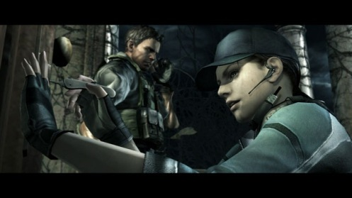 Resident Evil 5 Alternative Jill Valentine
