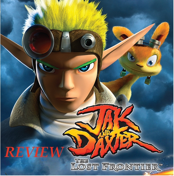 Jak And Daxter: The Lost Frontier (PSP) Review
