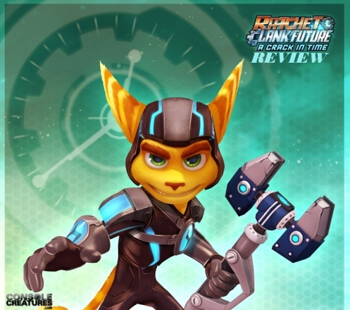 Ratcht and Clank Review Banner