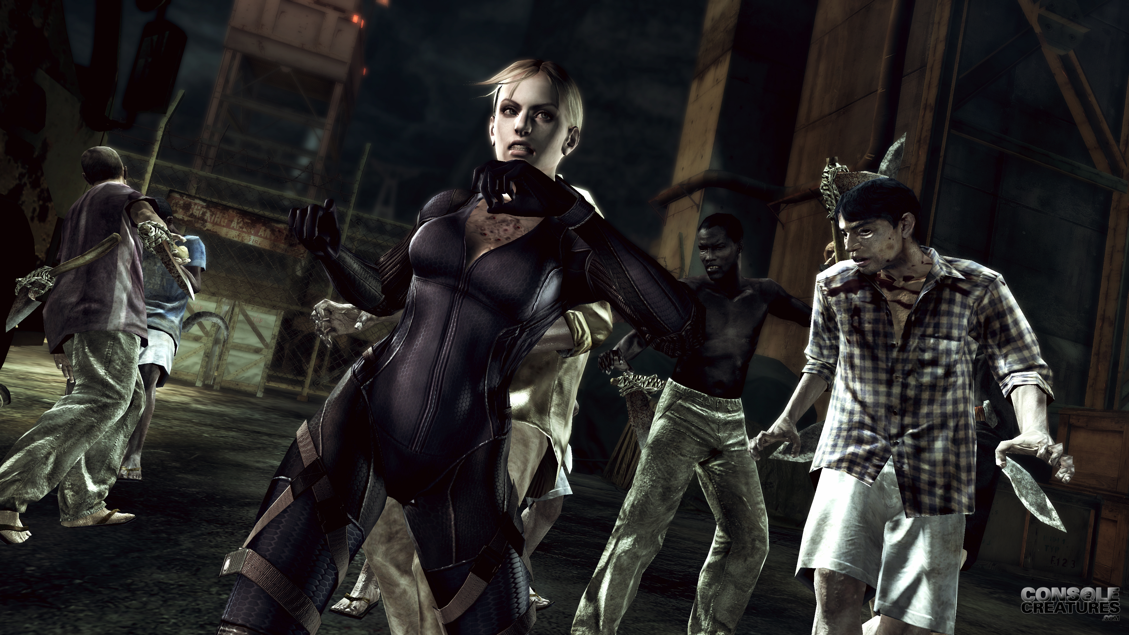 Resident Evil 5 Desperate Escape Expansion Confirmed And